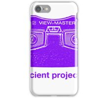 Ancient Projector iPhone Case/Skin