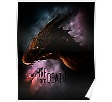 I am FIRE. I am DEATH. Poster