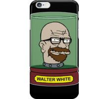 Walter White Futurama Jar Head Mashup iPhone Case/Skin