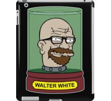 Walter White Futurama Jar Head Mashup iPad Case/Skin
