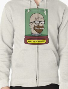 Walter White Futurama Jar Head Mashup T-Shirt