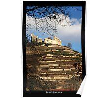Castle Staufen Poster
