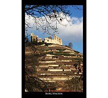 Castle Staufen Photographic Print