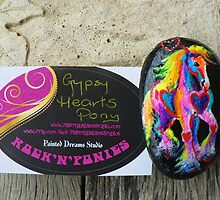 Rock'N'Ponies - GYPSY HEARTS PONY by louisegreen
