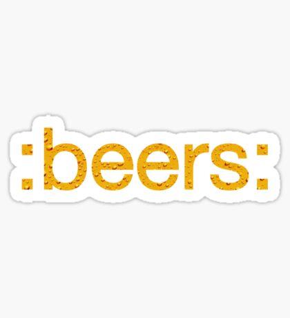 beers emoji Sticker