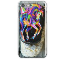 Rock'N'Ponies - POWER PONY I iPhone Case/Skin