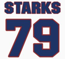 National football player Max Starks jersey 79 by imsport