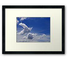 Series: Cumulus Framed Print