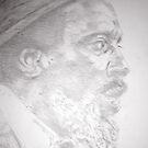 Thelonious Monk by Charles Ezra Ferrell