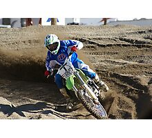 Motocross Action; USA Photographic Print