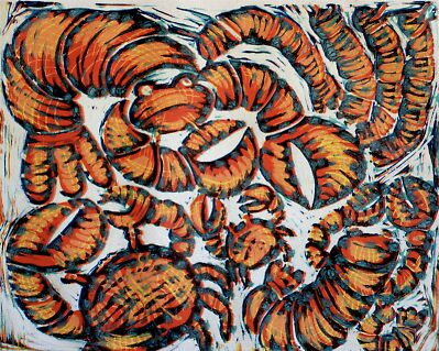 Seafood Gumbo by Rita Deegan