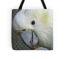 I Have Something Divine!!! - White Cockatoo - NZ Tote Bag