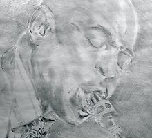 Soul Opened Eyes Closed - Archie Shepp by Charles Ezra Ferrell