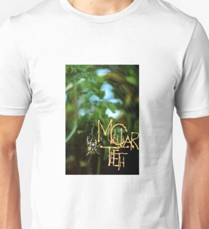Muscular Teeth Unisex T-Shirt