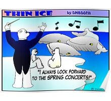 The Spring Concert Poster