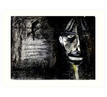 scaramouche (web) Art Print
