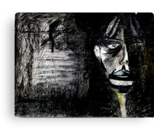 scaramouche (web) Canvas Print