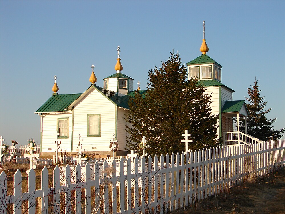 Russian Orthodox Church by finnomanon