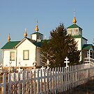 Russian Orthodox Church by finnomanon