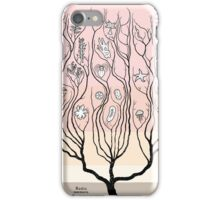 Faith (Tree of Life) (Color) iPhone Case/Skin