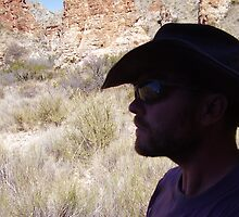 Me and the Big Bend by Raymond Carle