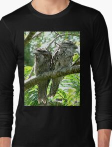 Tawny Frogmouths # 1 T-Shirt