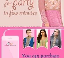 Why Ladies Are Buying Designer Party Wear Salwar Suits This Winter From EthnicStation.com by ethnicstation