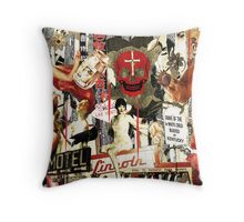 Untitled6 Throw Pillow