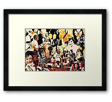 Untitled7 Framed Print