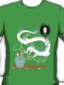 The white dragon T-Shirt