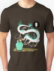 The white dragon Unisex T-Shirt