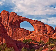 National Arches Park, Utah by deahna