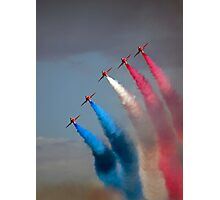 The Red Arrows Photographic Print