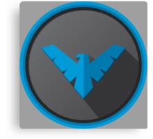 Nightwing - Logo V.01  Canvas Print