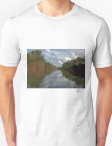 Tranquil river scene T-Shirt