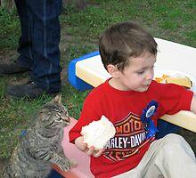 kitty Cake by jennart