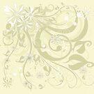 grunge beige  by VioDeSign