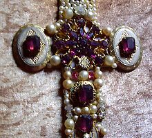 Handmade Cross. by lurline