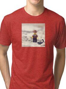 ::: { THE RANGER } ::: Tri-blend T-Shirt