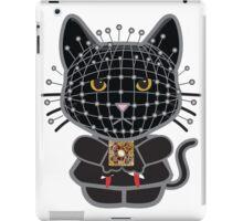 Hellraiser Black Kitty  iPad Case/Skin