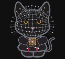 Hellraiser Black Kitty  by hollie13