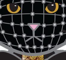 Hellraiser Black Kitty  Sticker