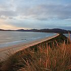 Bruny Island Sunrise, Tasmania by David Jamrozik