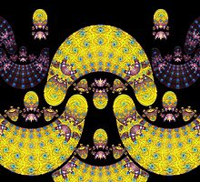 I am the Yellow, Submarine Walrus by barrowda