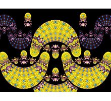 I am the Yellow, Submarine Walrus Photographic Print