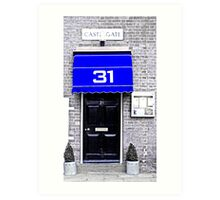31 Castlegate Art Print