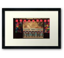 Spirit Food Framed Print