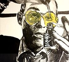 Fear And Loathing by creationxart