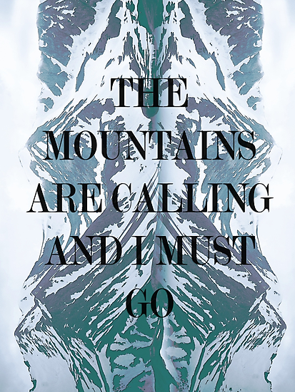 Mountains by Hayely Queen