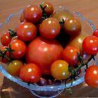 Tomatos 2 by Ilunia Felczer